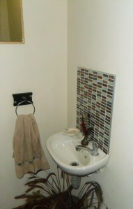 make your own mosaic tile splashback art of diy by grand taps and